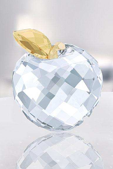 Swarovski Apple, Golden Shine
