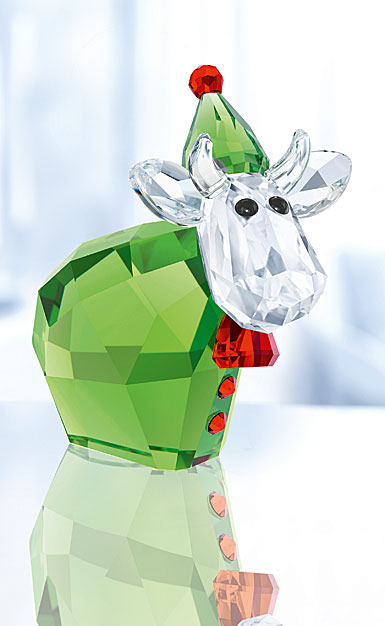 Swarovski 2017 Santa's Helper Mo, Limited Edition