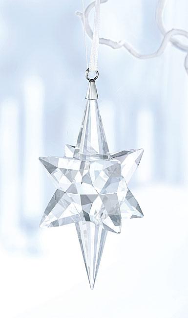 Swarovski 2017 Star Ornament, Large
