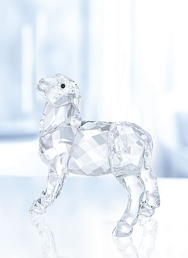 Swarovski Nativity Scene, Sheep