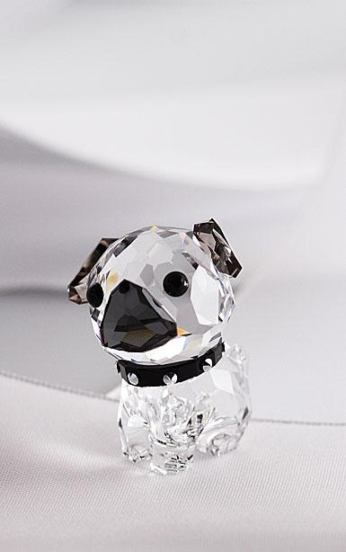 Swarovski Puppy Roxy The Pug