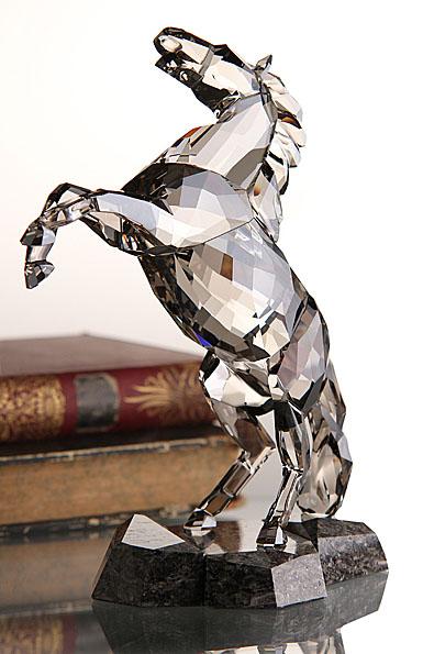 Swarovski Stallion, Satin