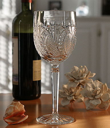 Waterford Classic Seahorse Goblet, Single, Special Order