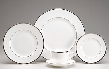 Wedgwood Sterling 5-Piece Place Setting