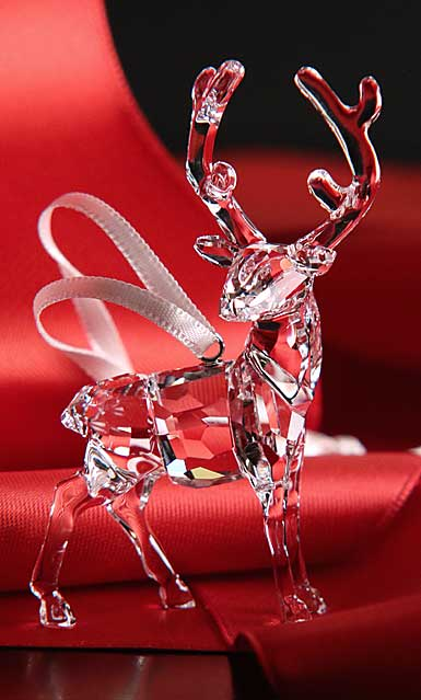 Swarovski Stag 2017 Ornament