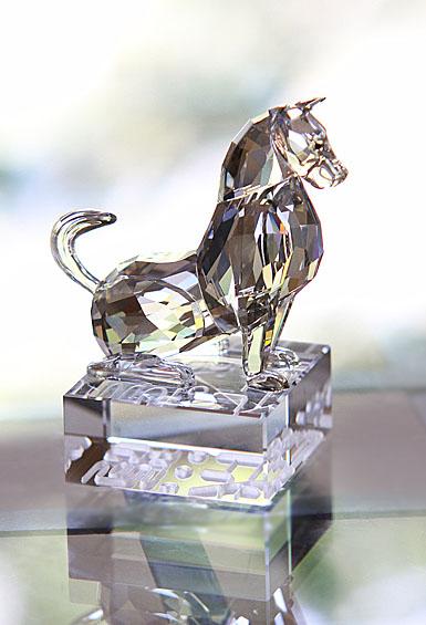 Swarovski Zodiac Dog