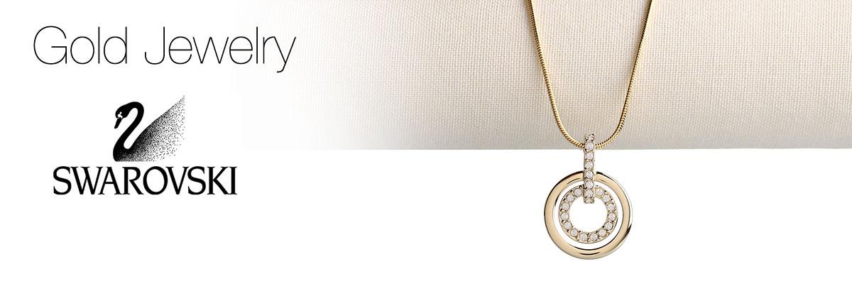 swarovski gold jewelry collection classics