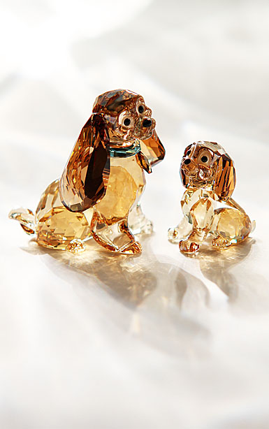 Swarovski Disney Lady and the Tramp, Lady