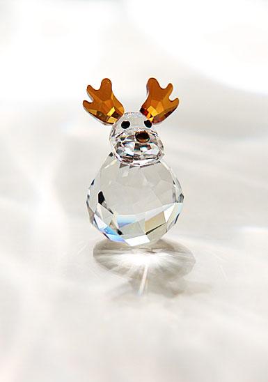 Swarovski Rocking Reindeer