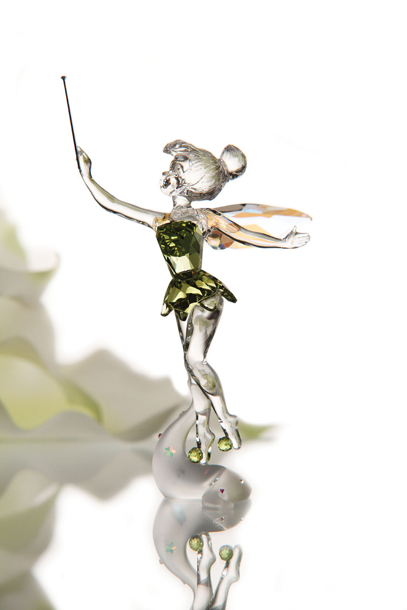 Swarovski Crystal Disney Collection Tinkerbell