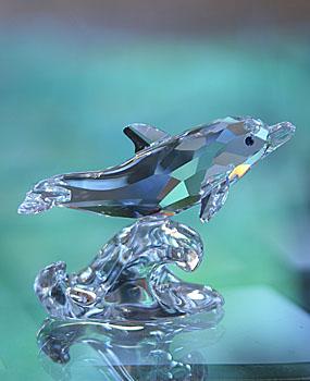 Swarovski Baby Dolphin