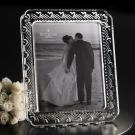 "Waterford Crystal Wedding Heirloom 8x10"" Picture Frame"