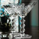 Waterford Crystal, Masterworks Monarch Martini Pair Limited Edition