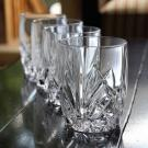 Marquis by Waterford Crystal, Brookside Crystal DOF Tumbler, Set of Four