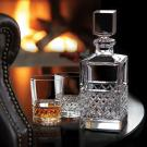 Cashs Ireland, Cooper Whiskey Square Decanter