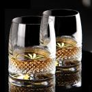 Cashs Ireland, Cooper Islay Single Malt Whiskey DOF Glass, 1+1 Free