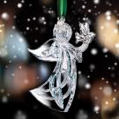 Cashs Ireland, 2019 Angel with Peace Dove Ornament, Annual Edition