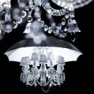 Baccarat Crystal, Marie Coquine 12 Light Crystal Chandelier
