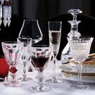 Baccarat Crystal, Diamant Crystal Red Wine No. 2 Glass