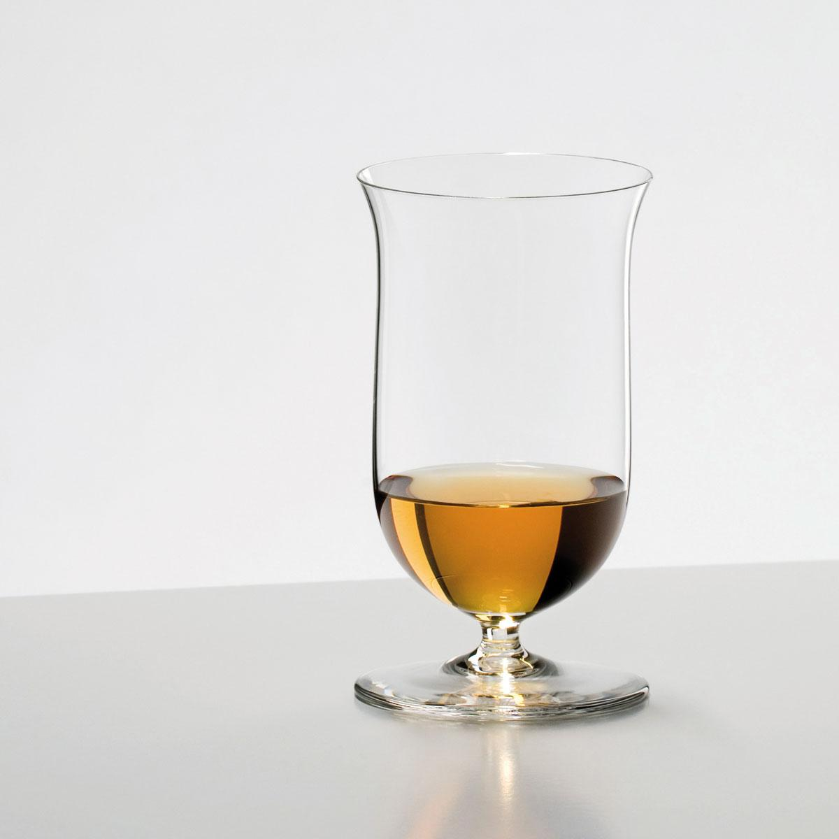 Riedel Sommeliers, Hand Made Single Malt Whiskey, Single