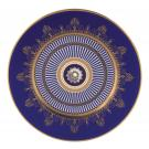 Wedgwood Anthemion Blue Salad Plate 8""