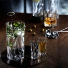 Orrefors City Mixing Glass and Bar Spoon