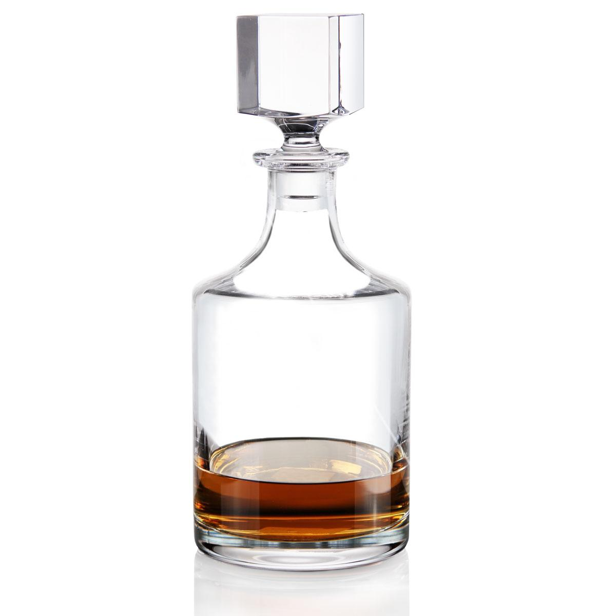 Cashs Ireland, Grand Cru Handmade Crystal Whiskey Decanter