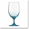 Schott Zwiesel Tritan Forte Touch Blue Water Glasses, Set of Six