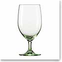 Schott Zwiesel Tritan Forte Touch Green Water Glasses, Set of Six
