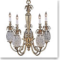Waterford Hospitality 5 Arm Chandelier, 28""