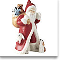 Royal Copenhagen Collectibles 2017 Annual Santa Christmas Figurine