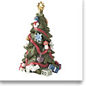 Royal Copenhagen Collectibles 2017 Annual Christmas Tree Figurine