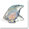 Lalique Opalescent Lustre Fish Sculpture