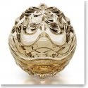 Lalique Vibration Box, Gold Luster