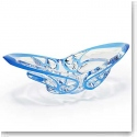 Lalique Tourbillons Bowl, Blue Limited Edition