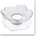 Lalique Anemone Votive, Clear