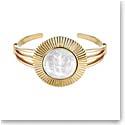 Lalique Le Baiser Bracelet, Gold Vermeil