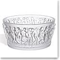 Lalique Bacchantes Bowl, Clear