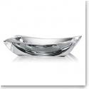 "Rogaska 1665 Gondola Platter 11X8"""