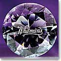 Crystal Blanc Optic Diamond Paperweight 4""