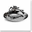 Michael Aram Black Orchid Round Trinket Tray