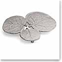 Michael Aram Botanical Leaf Trivet, Nickelplate