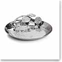 Michael Aram Botanical Leaft Round Trinket Tray