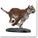 Swarovski Crystal Myriad Tiger Sabu Sculpture