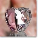 Swarovski Love Heart, Light Amethyst, Medium