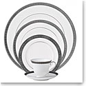 Waterford China Newgrange Platinum, 5 Piece Place Setting