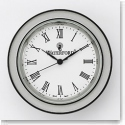 Waterford Silver Tone Clock Face Insert, Small 1 1/2""