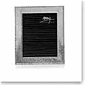 Michael Aram Hammertone 8x10 Photo Frame