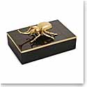 Michael Aram Rainforest Rhino Beetle Box