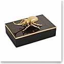 Michael Aram Rainforest Rhino Beetle Box